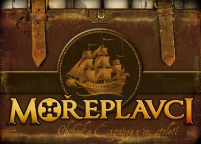 Mořeplavci - strategická hra, ve které cestujete po celém světě