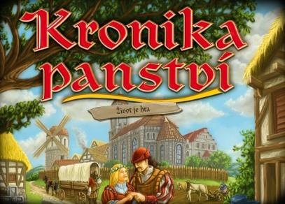 Novinka ve strategických hrách Kronika panství - Hra roku v Německu