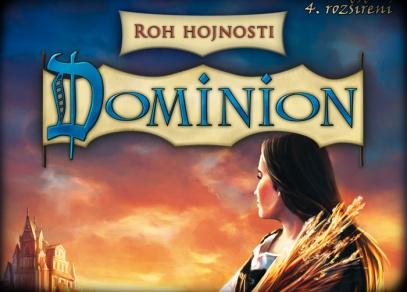 Dominon - Roh hojnosti - čtvrté rozšíření přináší 13 zcela nových karet království
