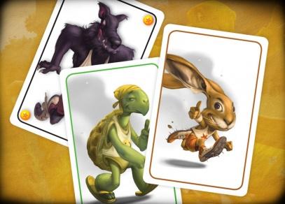 Vyberete si do závodu želvu, zajíce, vlka nebo snad ovečku?