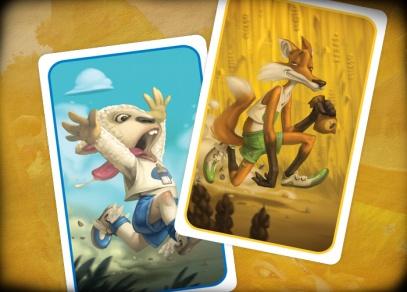 Hra obsahuje dvě různě náročné herní varianty...