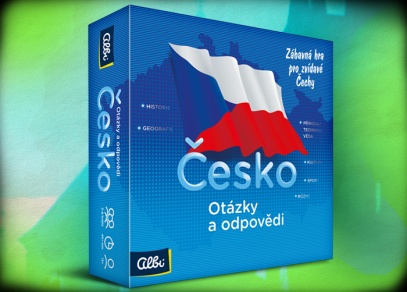 Česko - legendární kvízová hra v novém designu