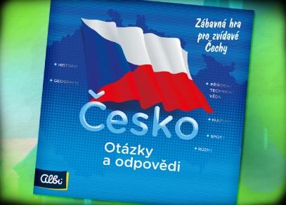 Hra obsahuje celkem 2400 revidovaných a aktualizovaných otázek o České republice