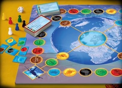 Svět - hra od 12 let pro až šest hráčů