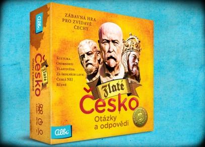Zlaté Česko - populární kvízová hra v novém designu