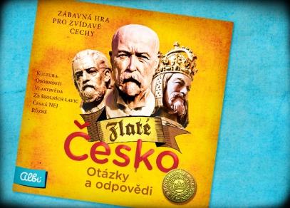 Zlaté Česko - Otázky a odpovědi