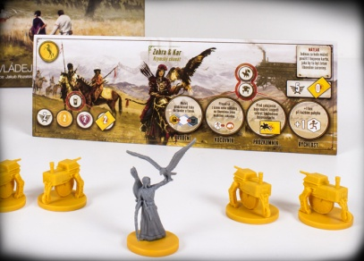 Scythe - strategická hra od ALBI