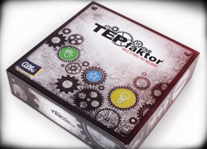 TEPfaktor - týmová hra od Albi