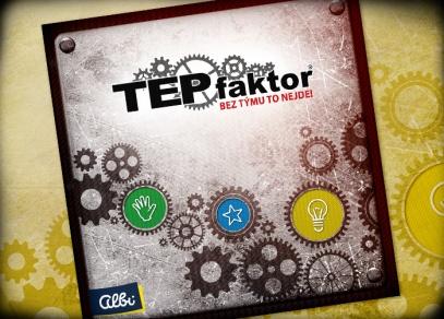 Hru TEPfaktor může současně hrát až 16 hráčů