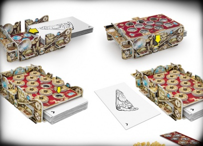 Makroskop - rodinná hra od Albi