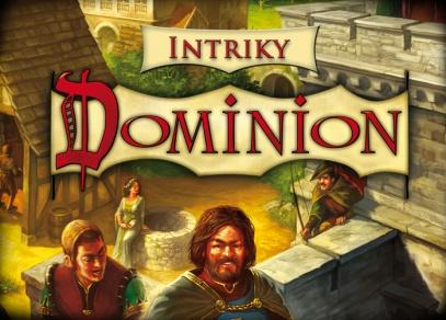 Samostatně hratelná verze hry Dominion, která přináší více interakce - Intriky