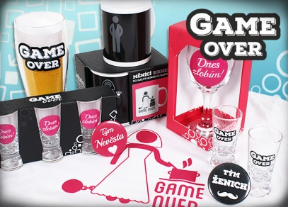 Game Over - rozlučka se svobodou