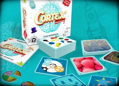 Cortex - super vzdělávací hra od Albi