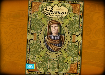Lorenzo il Magnifico - strategická hra od Albi