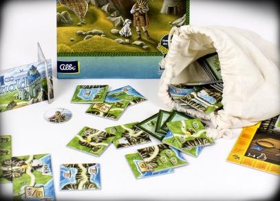 Ostrov Skye - rodinná hra od Albi