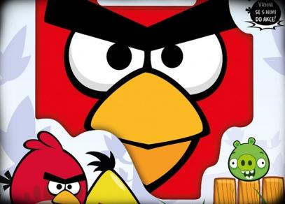 ANGRY BIRDS - Ptáci v akci!