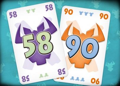 X bere! - jednoduchá a rychlá karetní hra od Albi