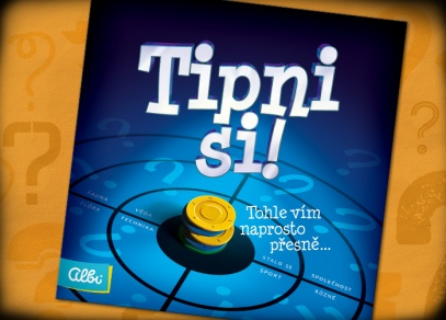 Tipni si! - zábavná párty hra od Albi