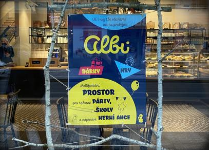 Chléb a hry - Arbes Praha